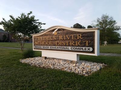 Indian River School District - IREC headquarters and sign