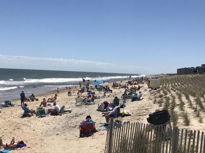 Bethany Beach on May 31, 2020 (copy)
