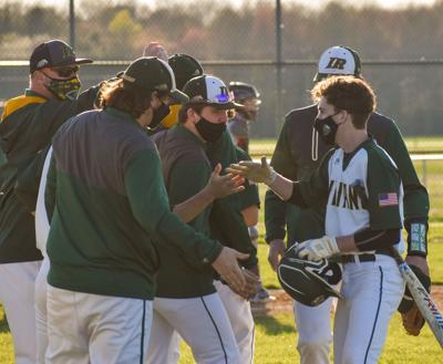 Kyle Coffey IRHS baseball