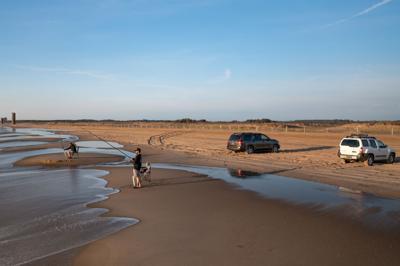 DNREC to issue surf-fishing permit vouchers