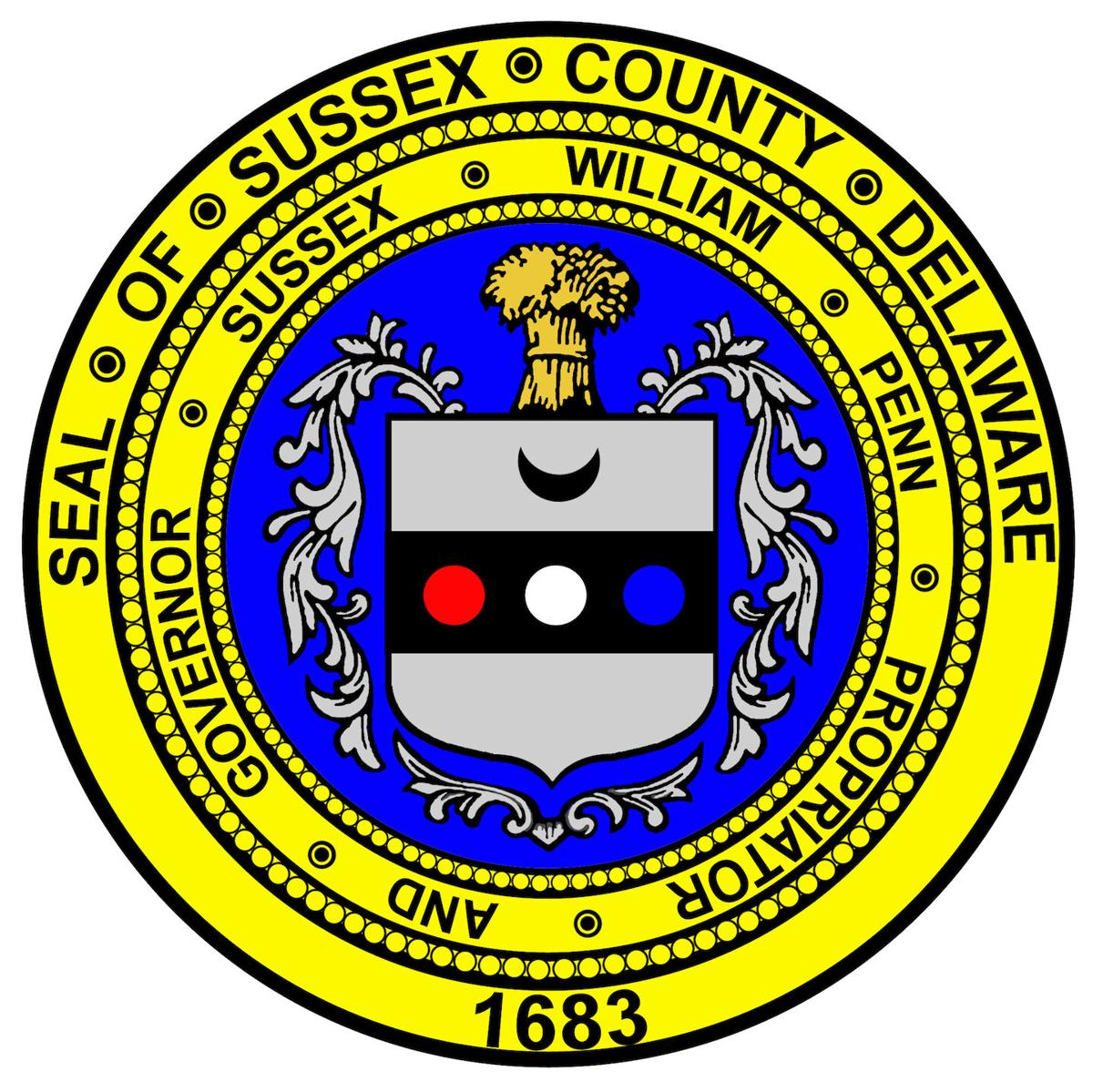 Sussex County Seal