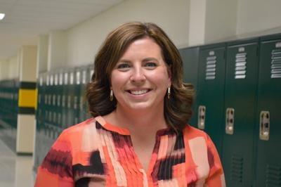 IRHS Teacher of the Year Michele Elliott