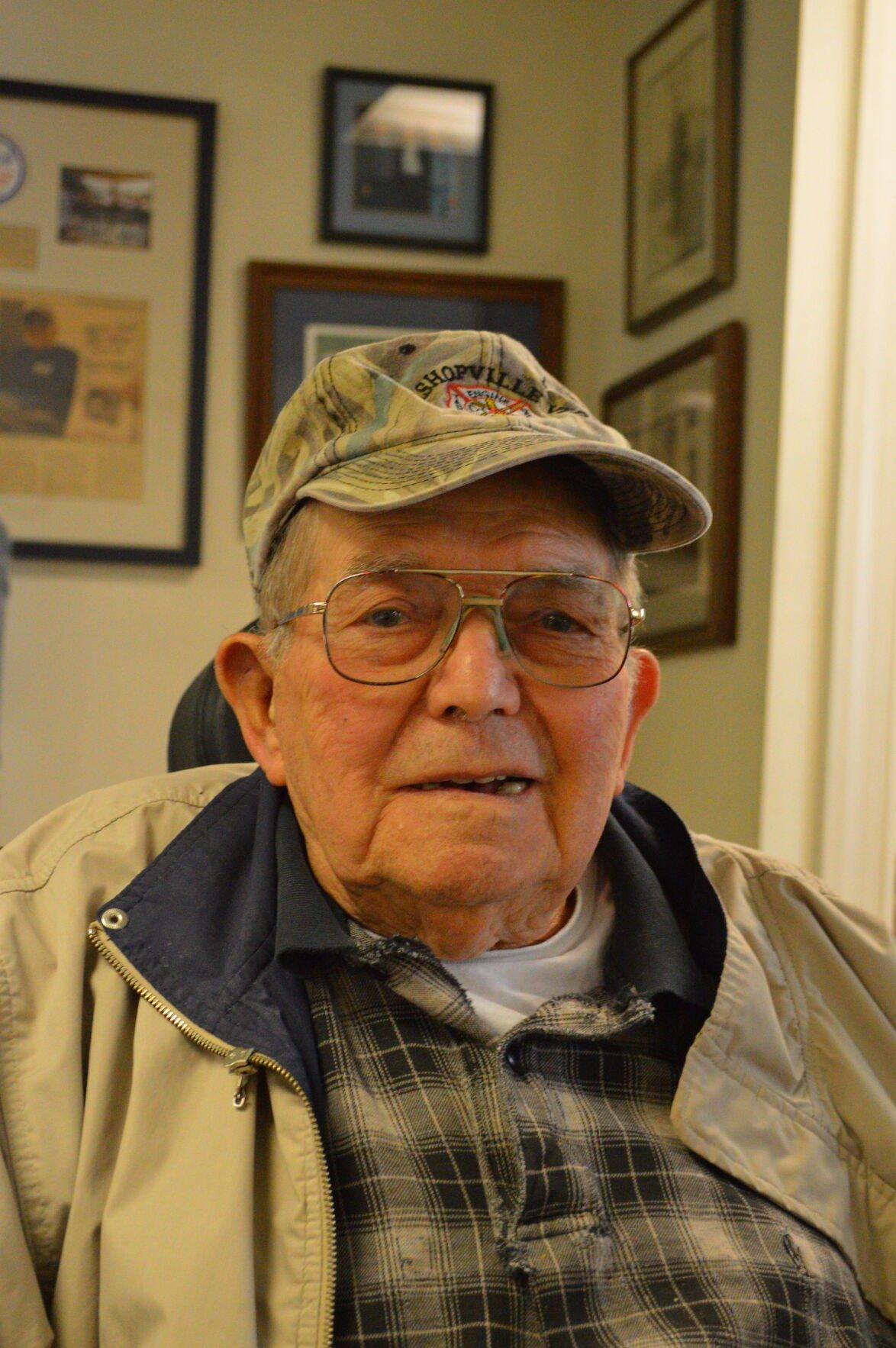 Warren Mumford turns 99
