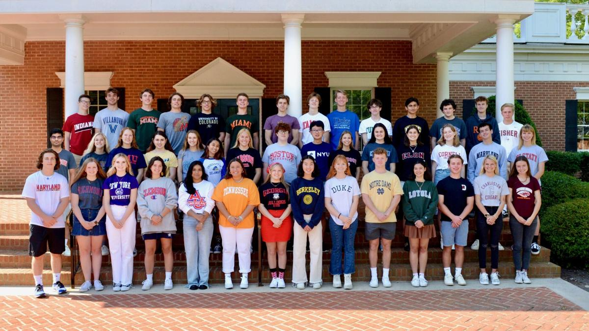 WPS Class of 2021 graduates headed to college