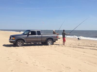 Delaware surf-fishing permits sold out for 2020