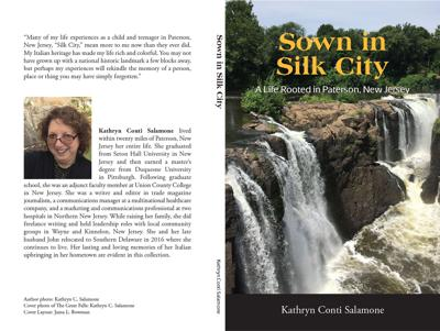 Sown in Silk City book cover