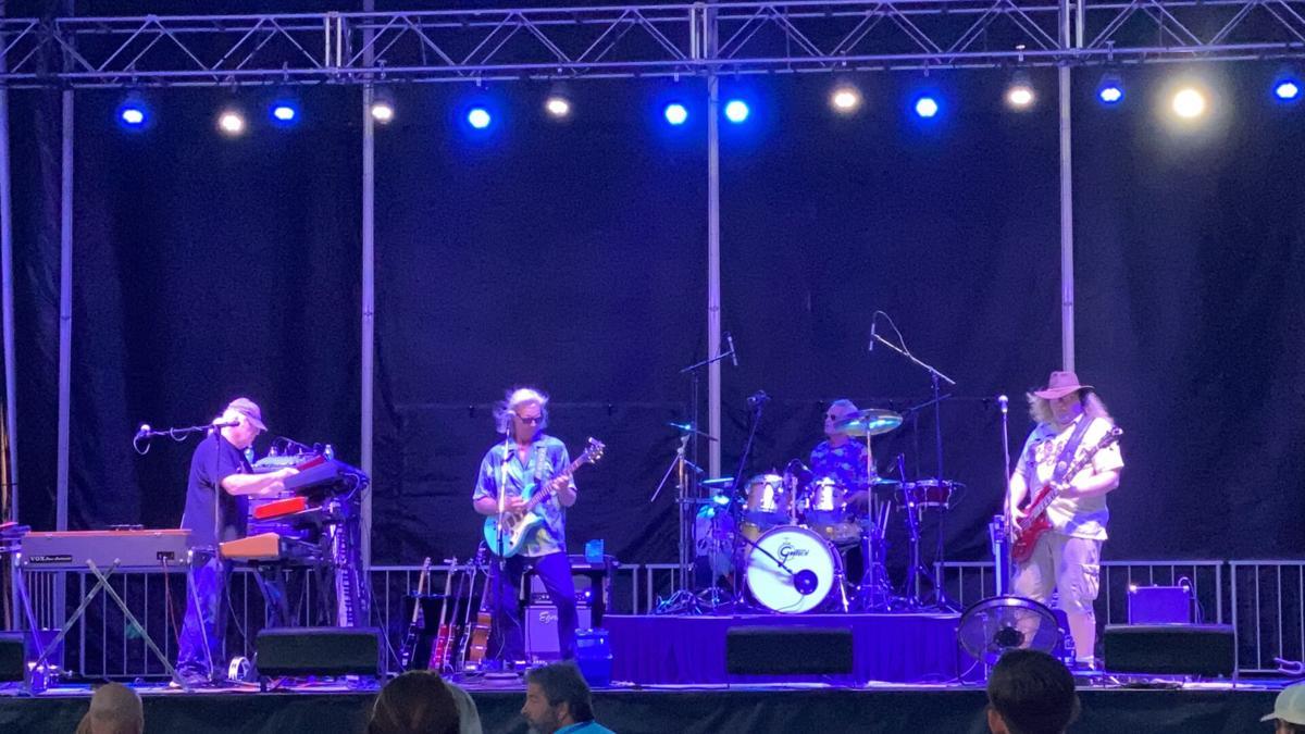 Tranzfusion 'rambles on' the Freeman Stage