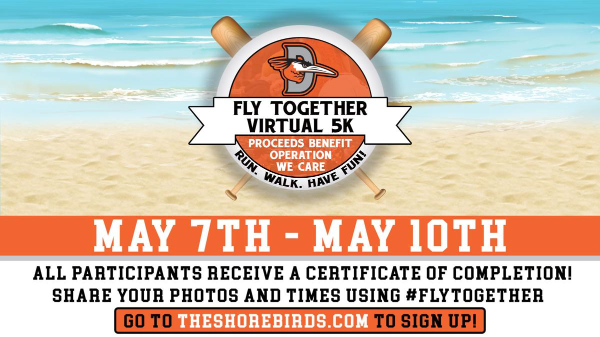Fly Together Virtual 5K
