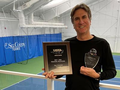 Sea Colony Tennis wins USTA honors