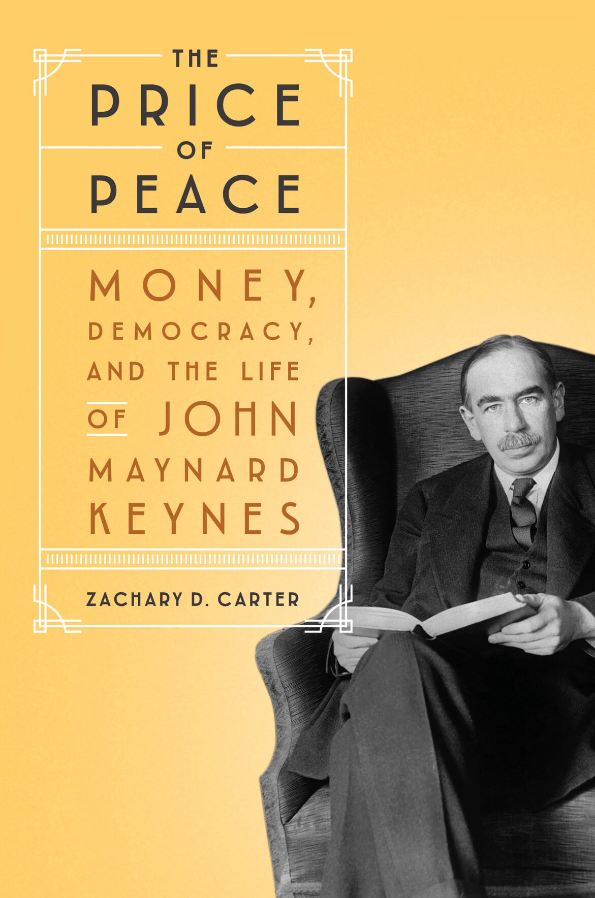 'The Price of Peace' by Zachary Carter