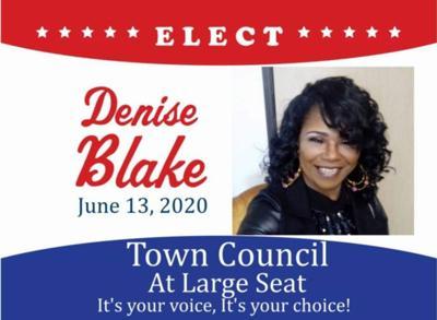 Denise Blake, Millsboro Town Council candidate