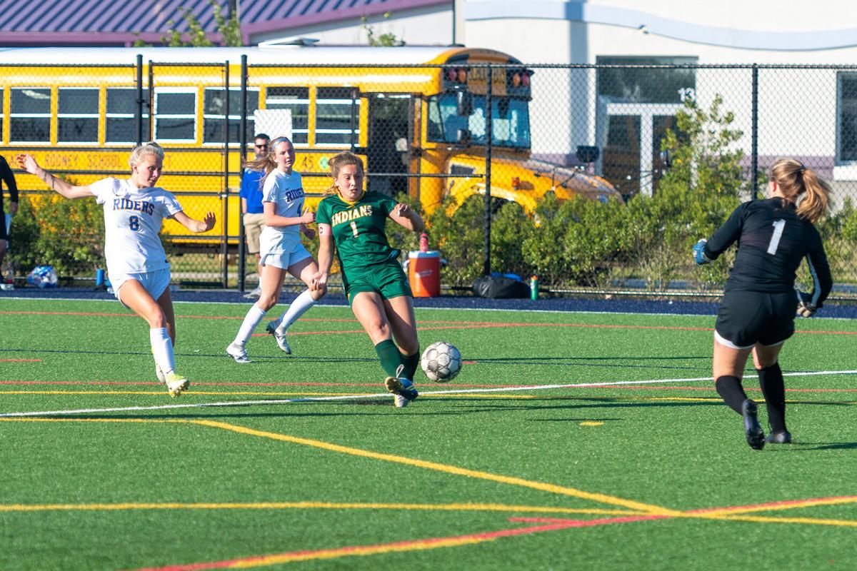 IRHS Girls' Soccer vs. Caesar Rodney - HAC Championship - Anastasia Diakos makes the game winning kick in sudden death overtime-SLam-8181.jpg