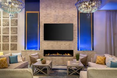 Real Hospitality Group, Fenwick Shores lobby