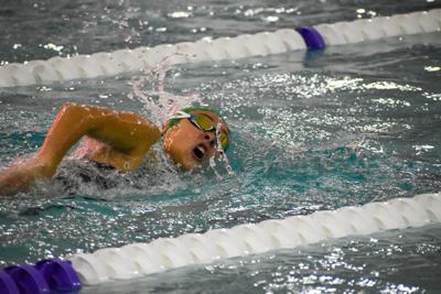 Emma Barthelmess swimming 2019-2020