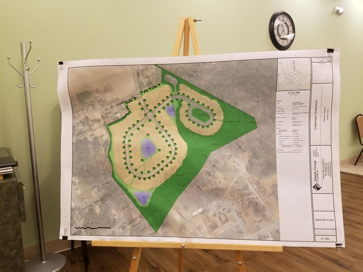 Creekhaven neighborhood proposal