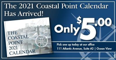 Coastal Point 2021 Calendar now available