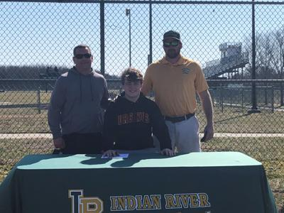 Dunn signs to play football at Ursinus College