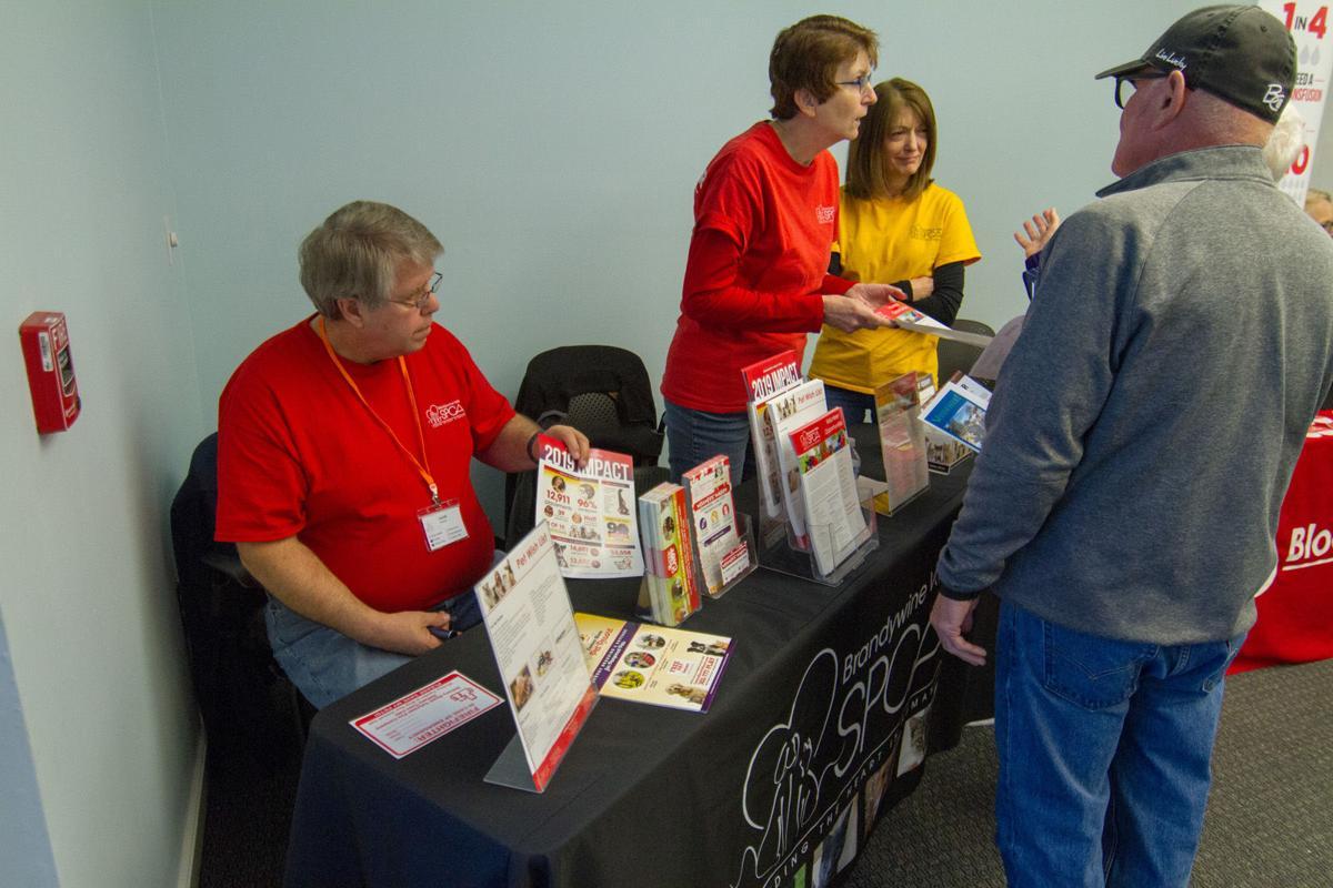 South Coastal volunteer fair