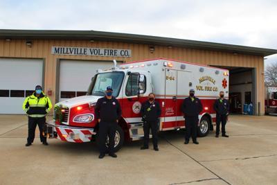 MVFC new ambulance