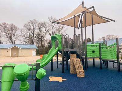 Evans Park at Millville now open