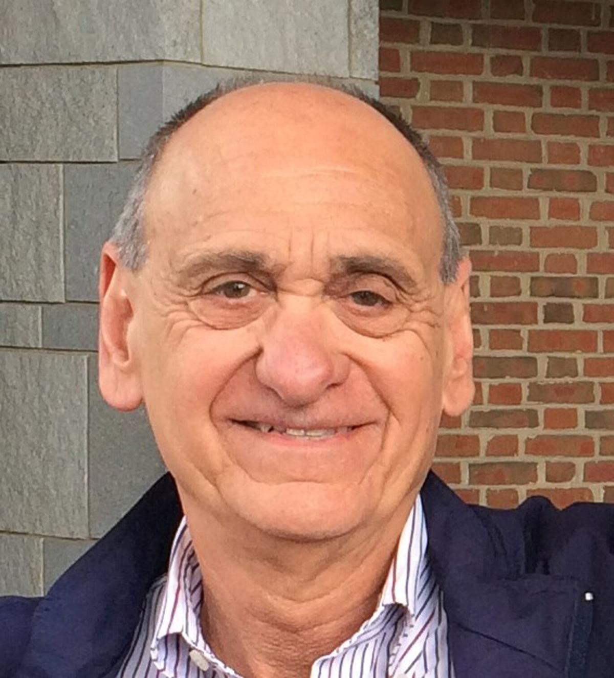 Tony Sclama, author, surgeon