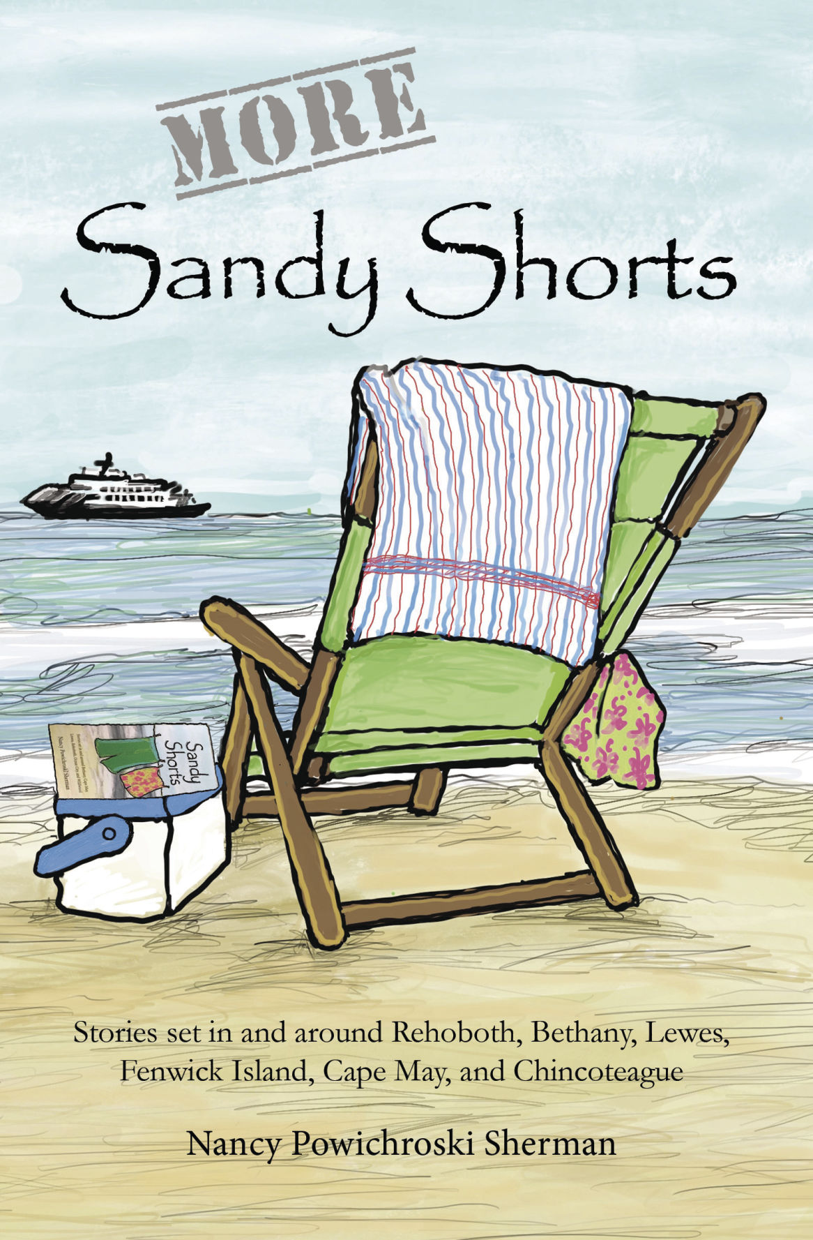 More Sandy Shorts by Cat & Mouse Press