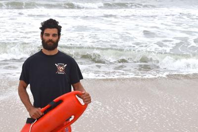 Veteran Bethany Beach lifeguard Chris Javens