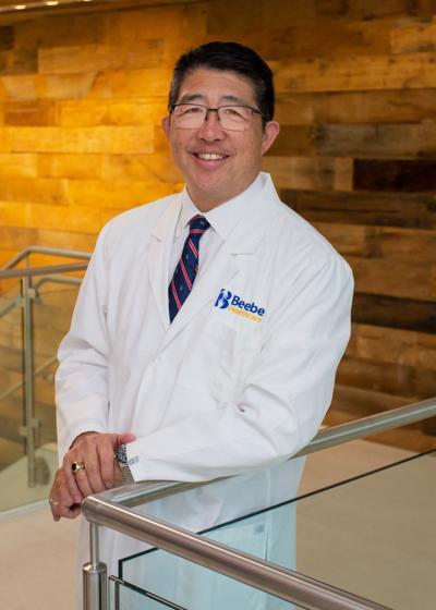 Dr. David Tam, Beebe Healthcare (new, Nov. 18, 2020)