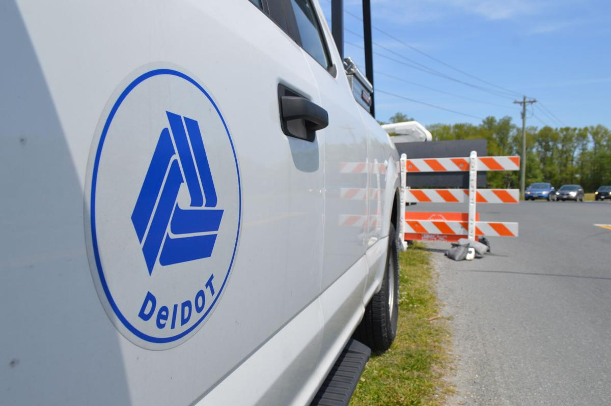 DelDOT to install signalized intersection on Route 20, work truck