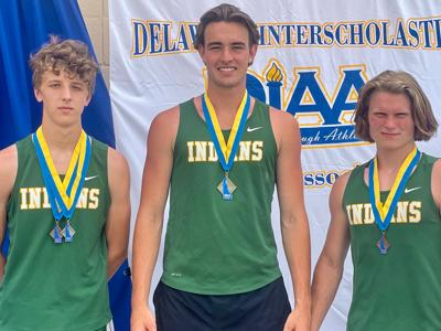IRHS track and field medal winners 2021