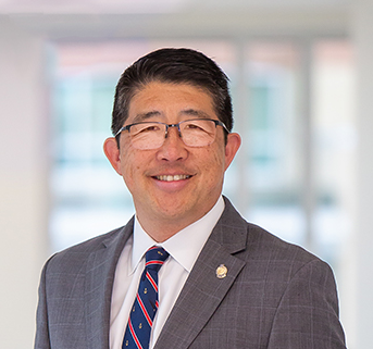 Dr. David A. Tam (cropped)