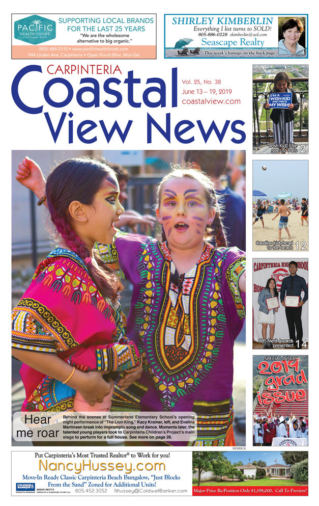 Coastal View News • June 13, 2019