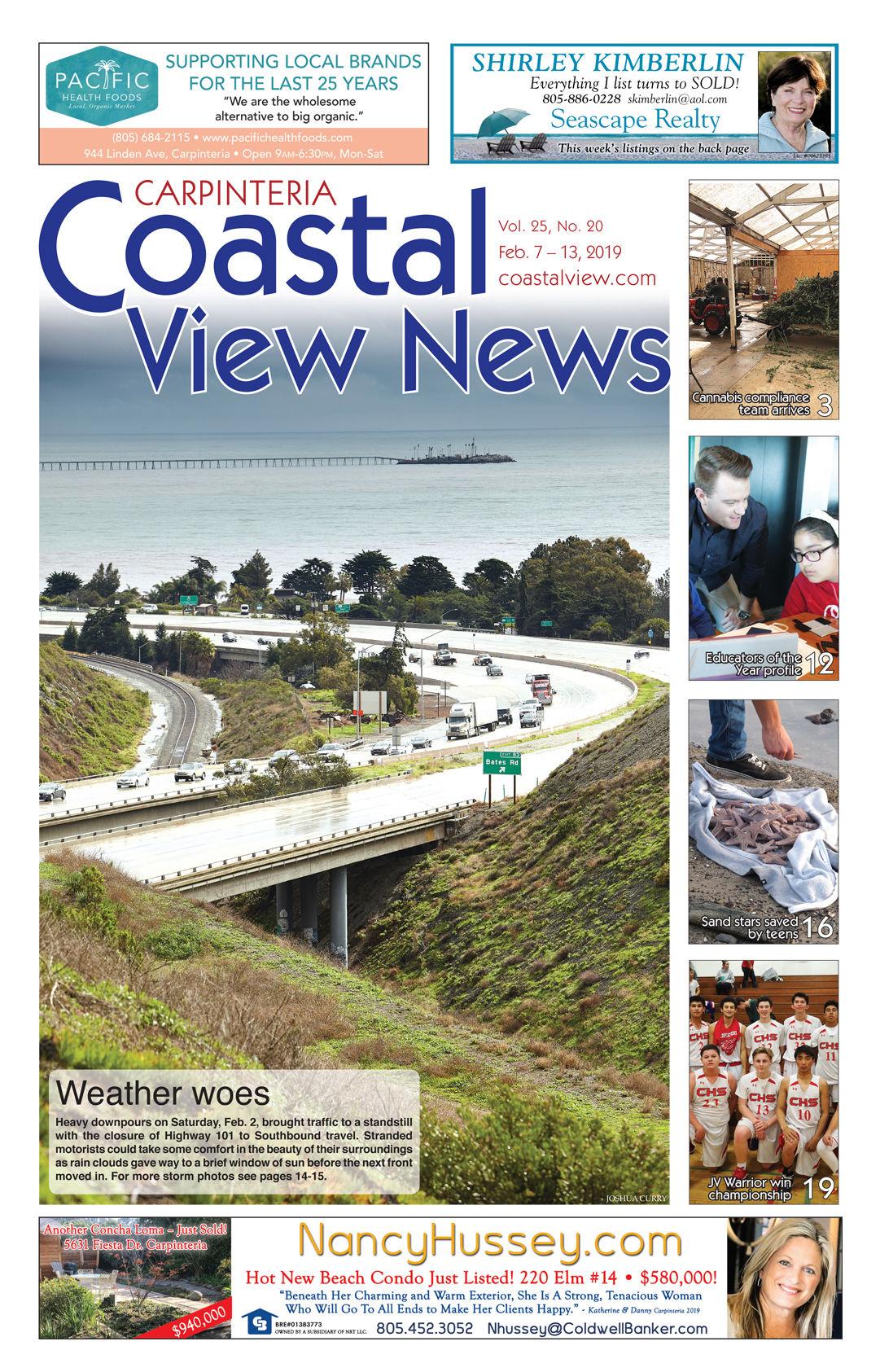 Coastal View News • February 7, 2019