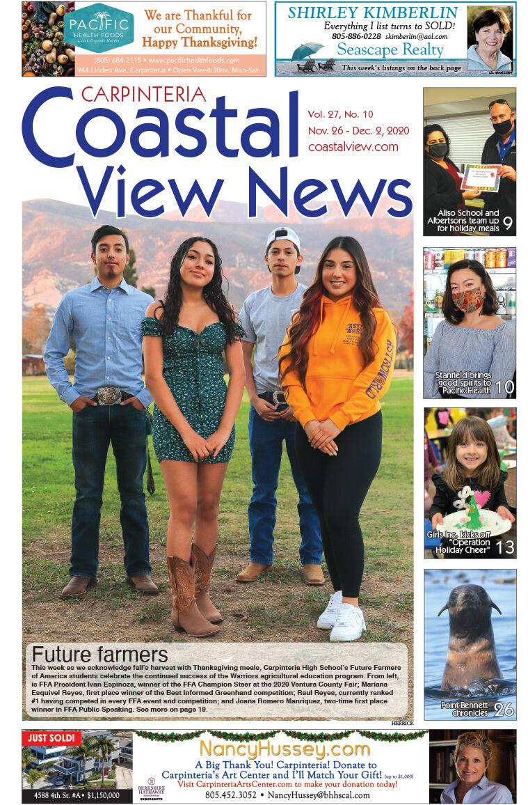Coastal View News • Nov. 26, 2020