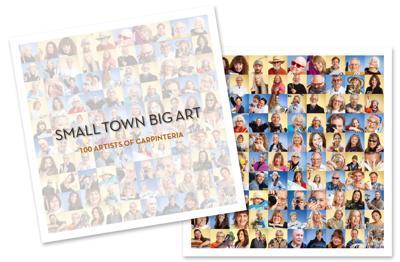 """Small Town Big Art: 100 Artists of Carpinteria"""