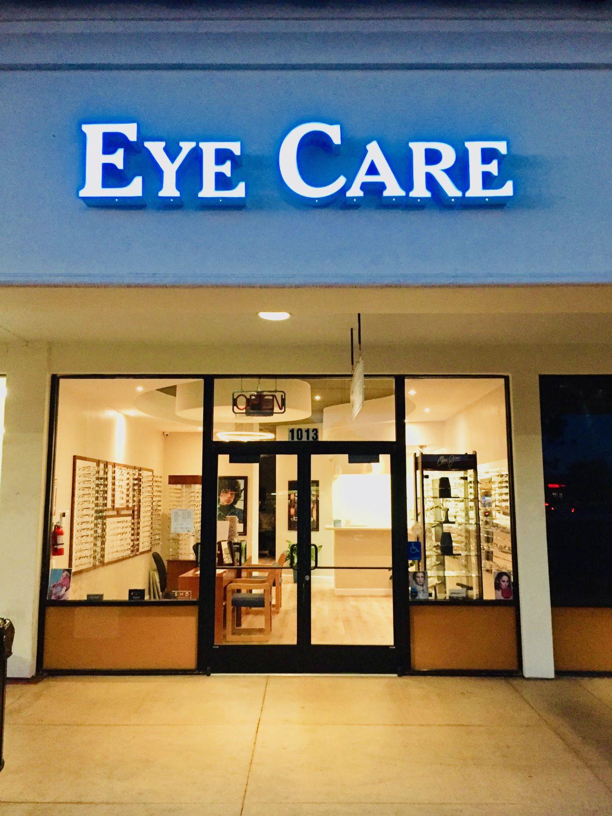 Carpintera Eye Care