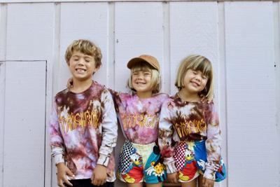 Sammy, Maggie and Bobbie Reynolds