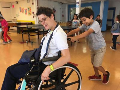 Inclusion Program opens club to all