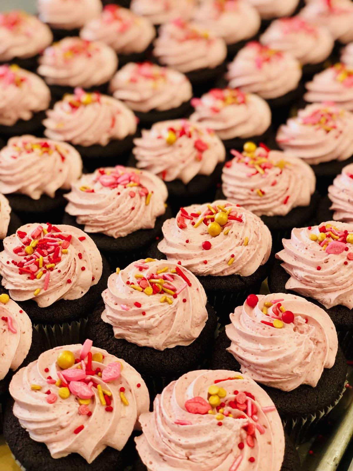 TFL cupcakes