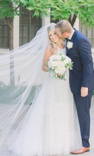 Megan and Brian Freitag