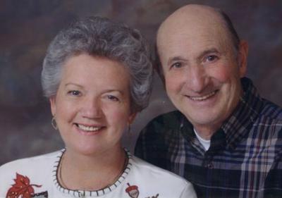 John Frank Frontera and Dorothy Lois Frontera
