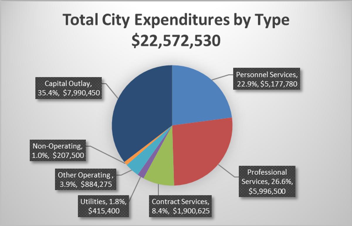 City Expenditures