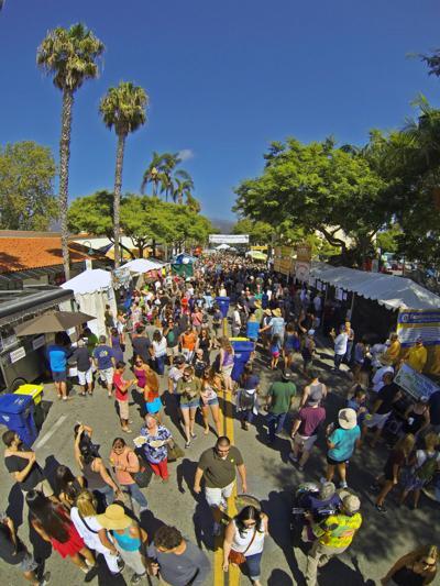 California Avocado Festival