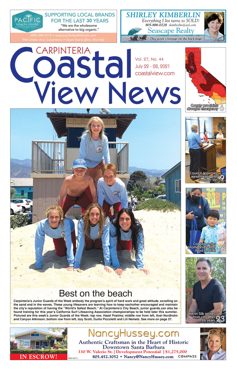 Coastal View News • July 22, 2021