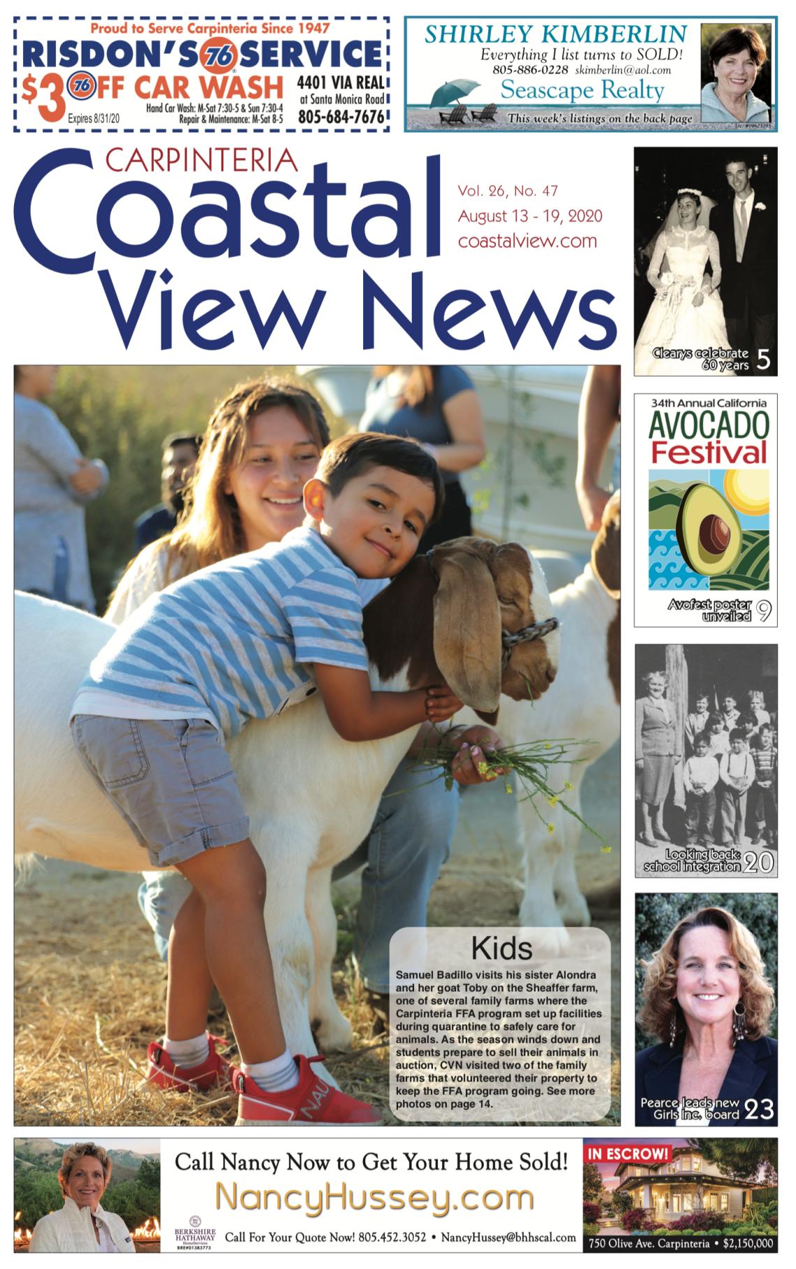 Coastal View News • August 13, 2020