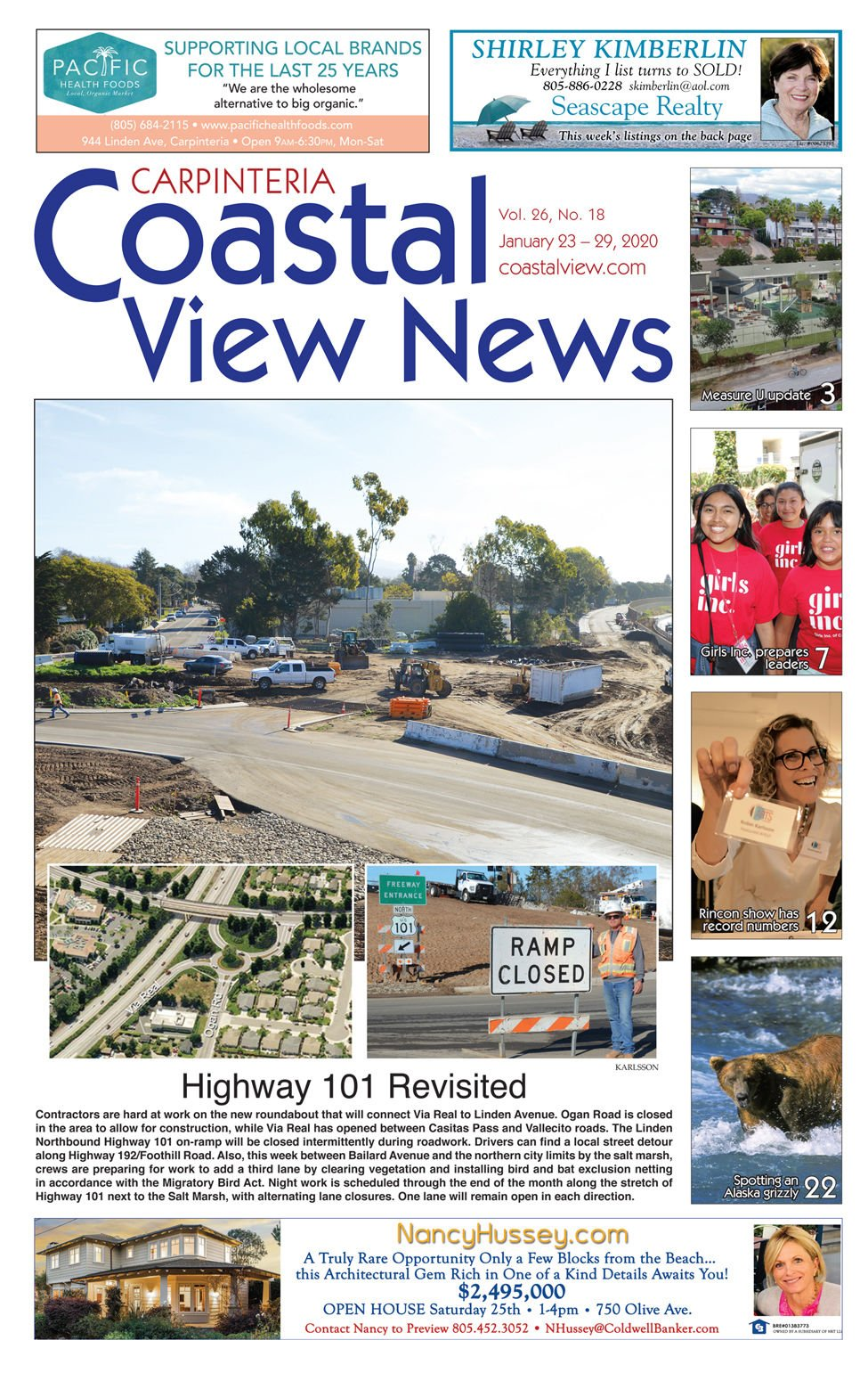 Coastal View News • January 23, 2020