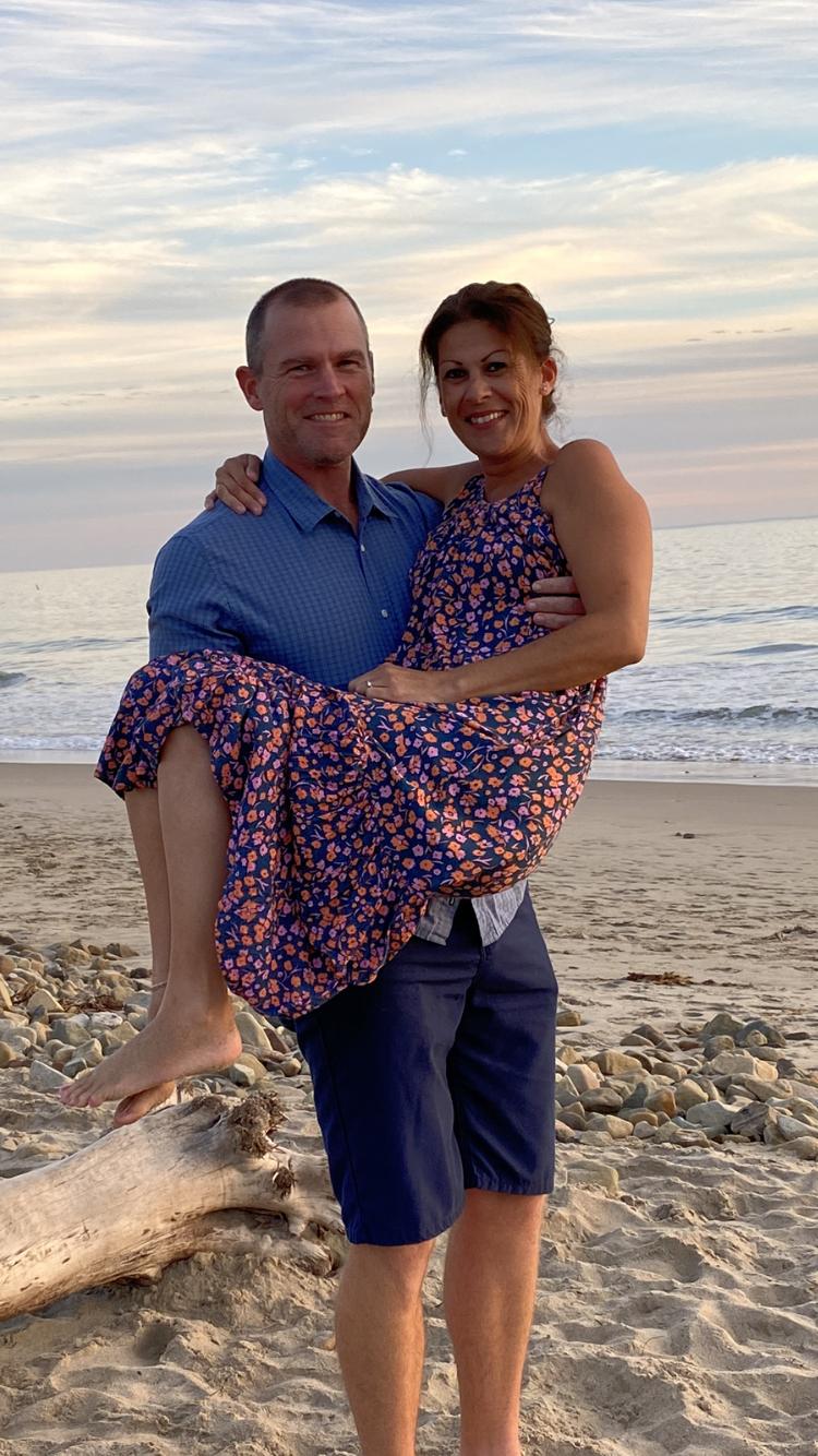 Angela and Jeff Sturdivan