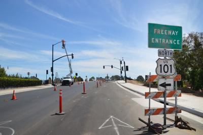 Linden and Casitas Pass Overcrossings