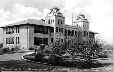 Carpinteria Union Grammar and High School