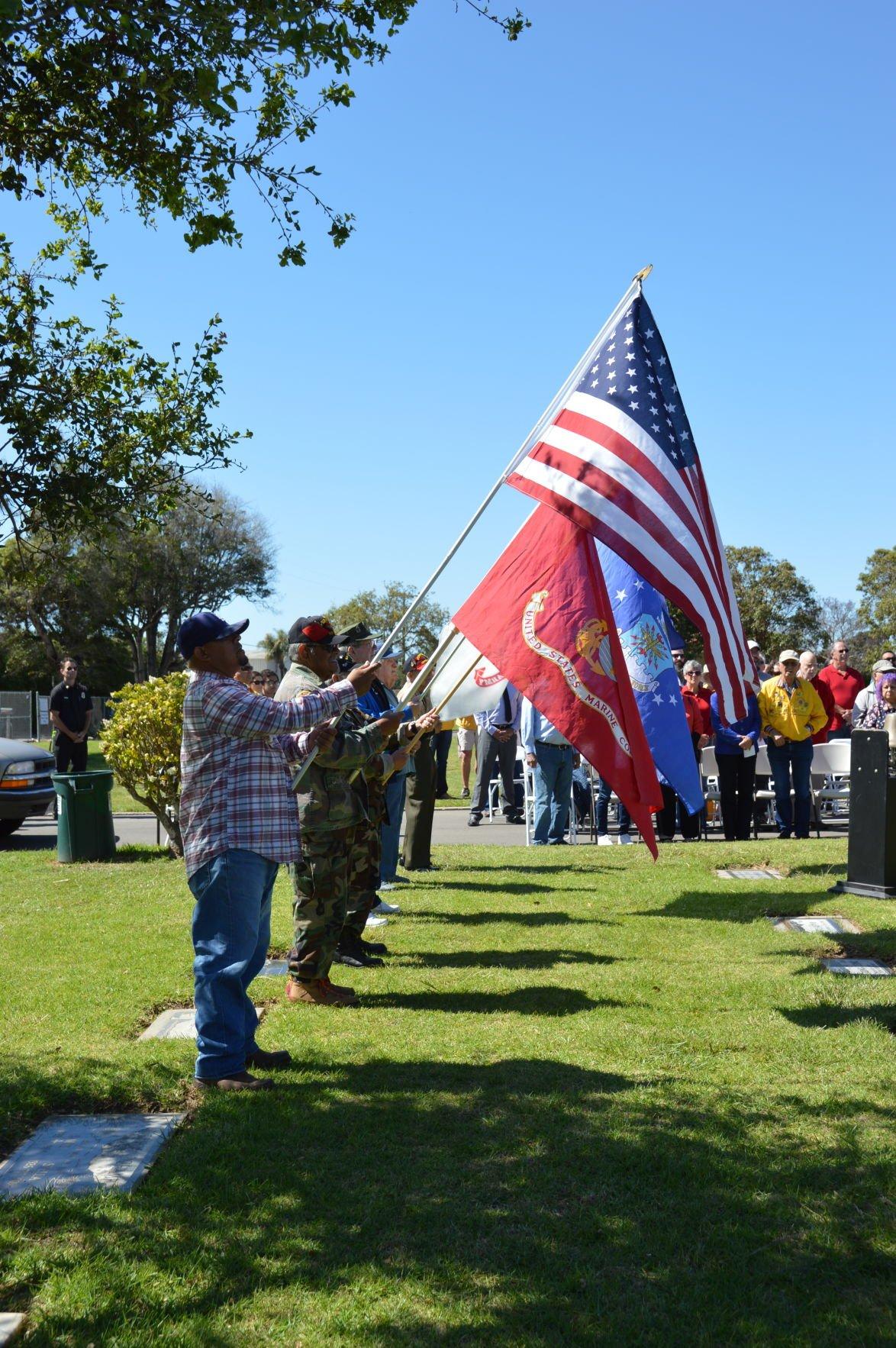 Carpinteria veterans